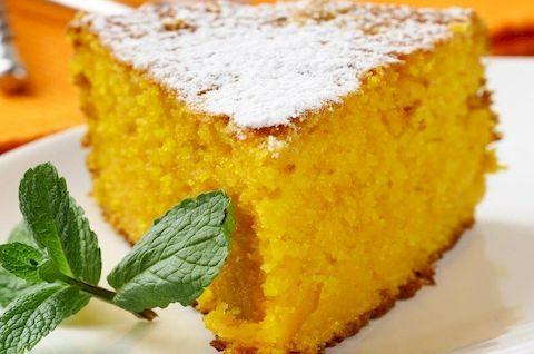 Торт морковный без глютена