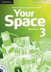 Your Space 3 WB+Audio CD