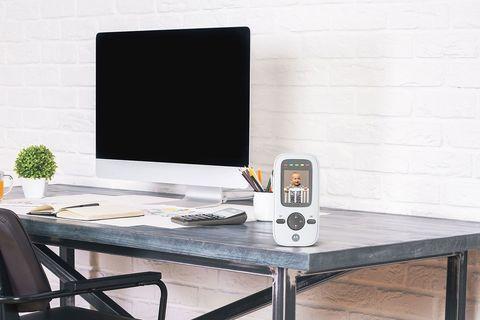 Видеоняня Motorola MBP481 напрокат