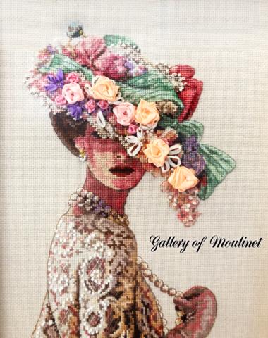 Набор для вышивания Викторианская элегантность. Арт.3015