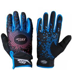 Лыжные перчатки Ray Race синий