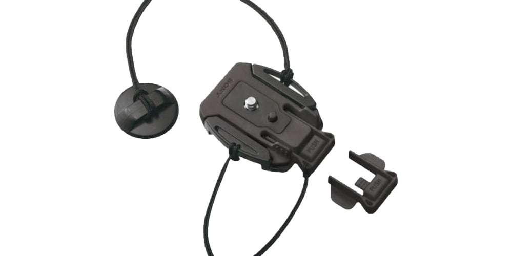 Комплект ремешков Sony AKA-LSP1 как крепить