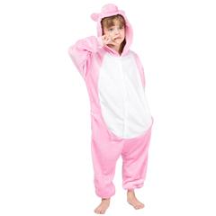 Кигуруми свинка розовая