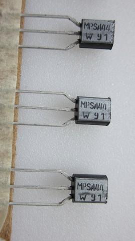 MPSA44 (KSP44) TO92