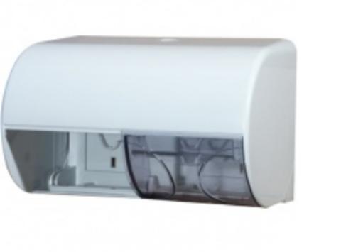Диспенсер туалетной бумаги на 2 рулона