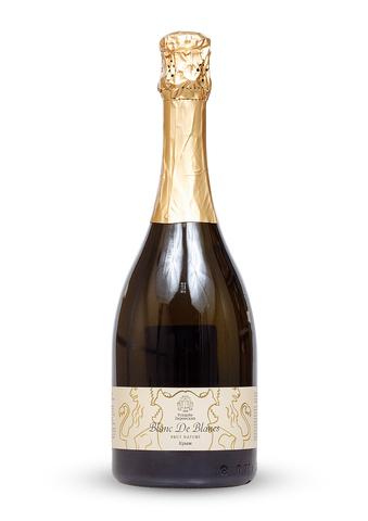 Игристое вино Brut Blanc De Blancs,