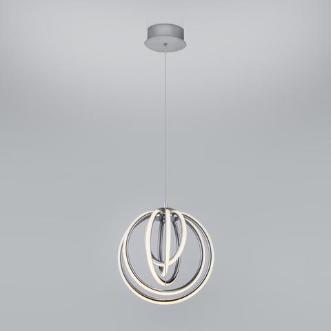 Подвесной светодиодный светильник 90170/5 хром
