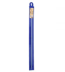 Крючок SH1 для тунисского вязания металл 36 см в чехле