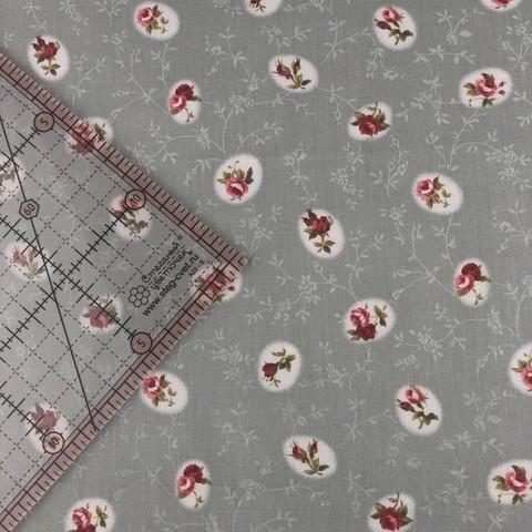 Ткань для пэчворка, хлопок 100% (арт. X0312)