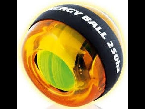 A-250 Гироскопический тренажер 250 Гц Energy ball 250 hz TORNEO