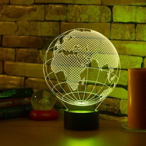 Светильник Европа (глобус)