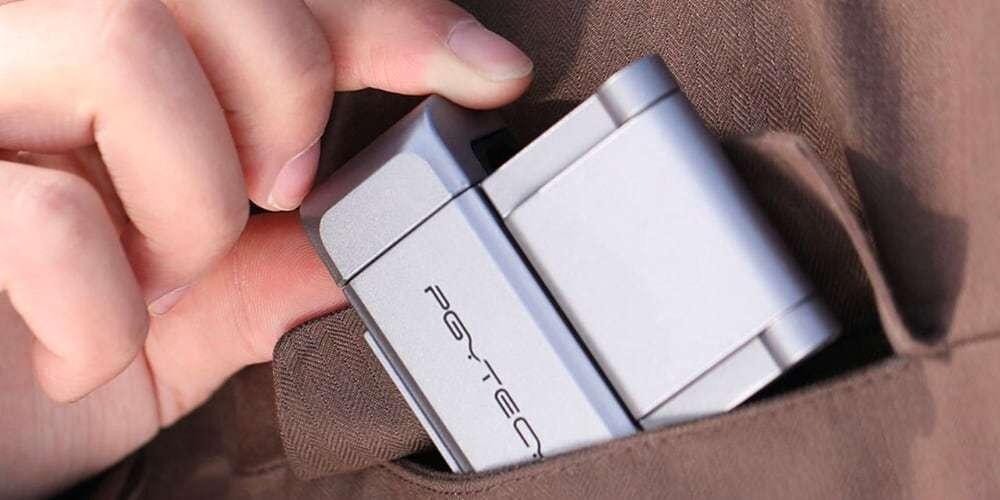 Держатель для телефона PGYTECH OSMO Pocket Phone Holder+ P-18C-029 в кармане