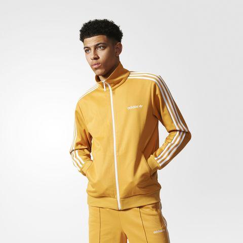 Олимпийка мужская adidas ORIGINALS BECKENBAUER TRACKTOP