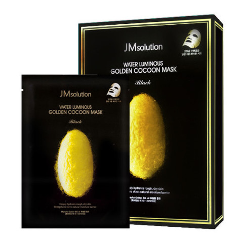 Маска JMsolution Water Luminous Golden Cocoon Mask 10шт.