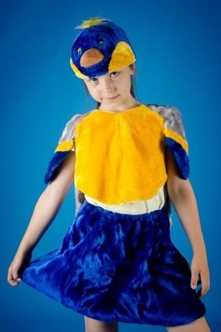 Карнавальный костюм Синицы 1