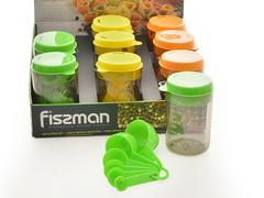 7526 FISSMAN Мерные емкости в наборе 8 пр