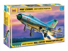 Советский истребитель МиГ-21ПФМ (ограниченная серия)