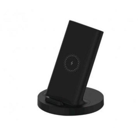 XiaoMI Беспроводная зарядка Vertical universal wireless charger 20W /black/