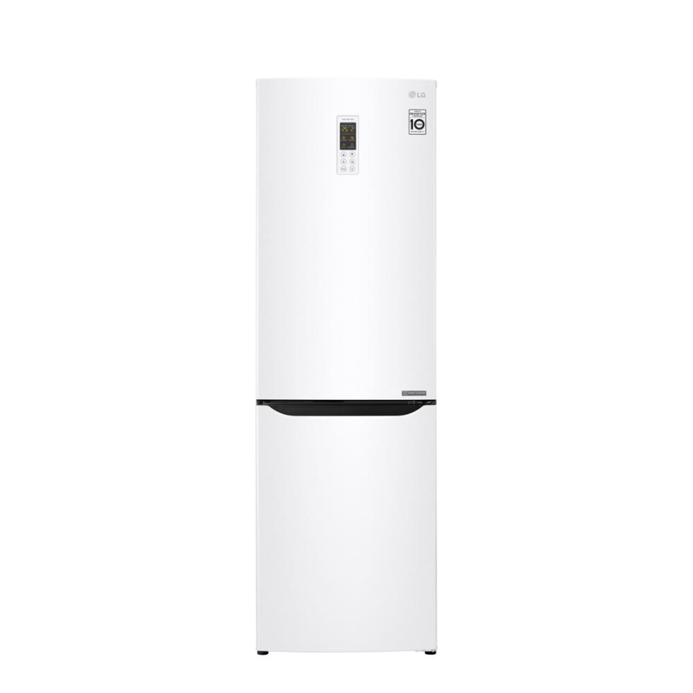 Холодильник LG с умным инверторным компрессором GA-B419SQGL фото