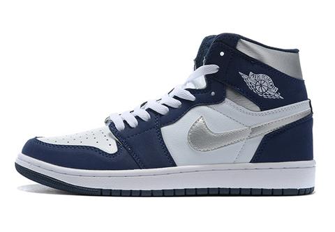 Air Jordan 1 High 'Blue/White'