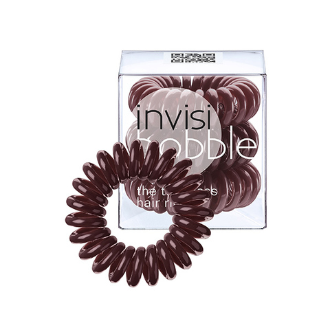 Резинка-браслет для волос invisibobble Chocolate Brown