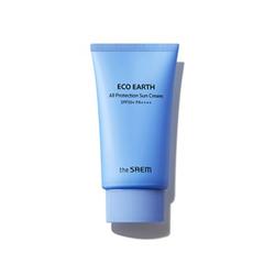 Солнцезащитное средство THE SAEM Eco Earth All Protection Sun Cream 50g