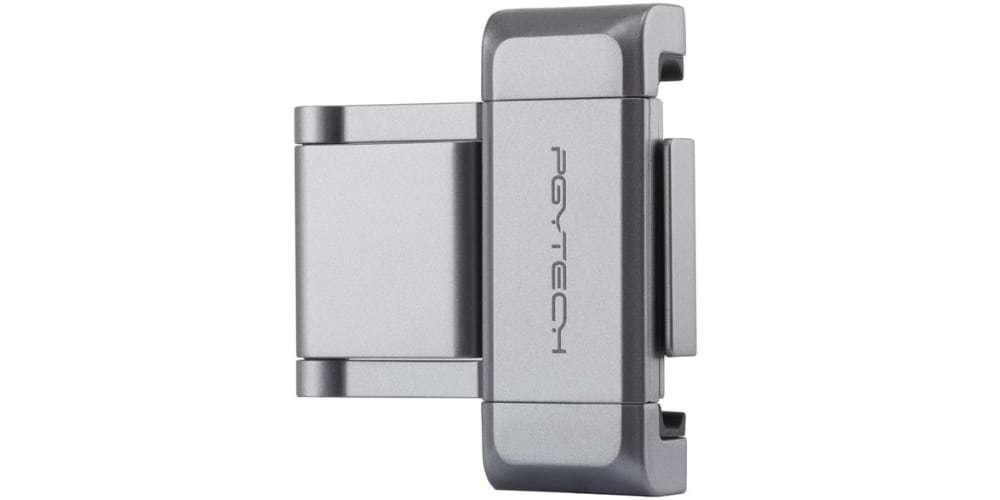 Держатель для телефона PGYTECH OSMO Pocket Phone Holder+ P-18C-029 в собранном виде