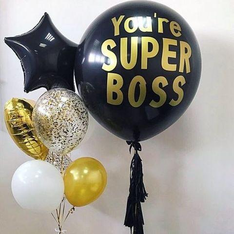 Набор шаров Супер босс