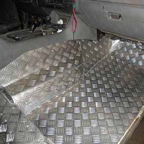 Обшивка алюминием: обшивка кузова и салона алюминием