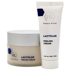 Holy Land Lactolan Peeling Cream - Пилинг-крем