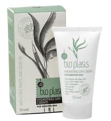 Увлажняющий крем с мастикой для чувствительной кожи Bio Plasis 50 мл