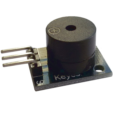 Модуль с пассивным звуковым излучателем KY-006