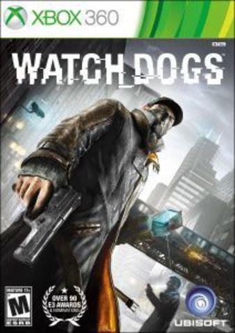 Xbox 360 Watch Dogs (русская версия)