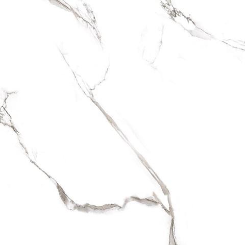 Керамогранит GRASARO Classic Marble 400x400 белый матовый G-271/M
