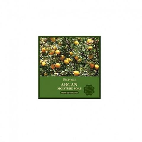 DEOPROCE SOAP Мыло с аргановым маслом  DEOPROCE SOAP (ARGAN) 100гр