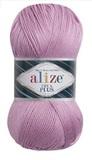 Пряжа Alize Diva Plus 474 сиреневый