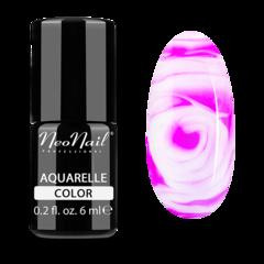 NeoNail Гель-лак акварельный UV 6ml Lavender Aquarelle №5505-1