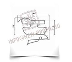 Уплотнитель 84*57см для холодильника Candy Softl Line (морозильная камера) Профиль 022