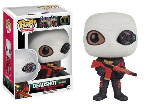 Фигурка Funko POP! Vinyl: Suicide Squad: Deadshot Masked 8360