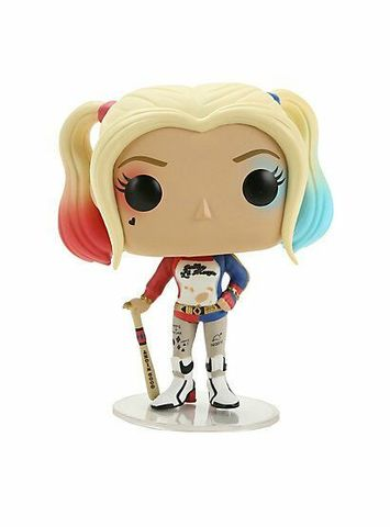 Funko POP Movies: Suicide Squad Action Figure, Harley Quinn