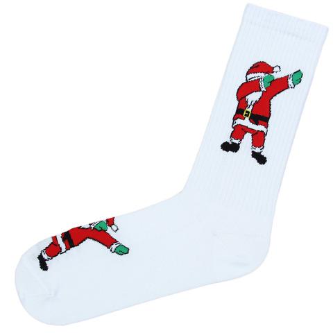 Носки Санта рука
