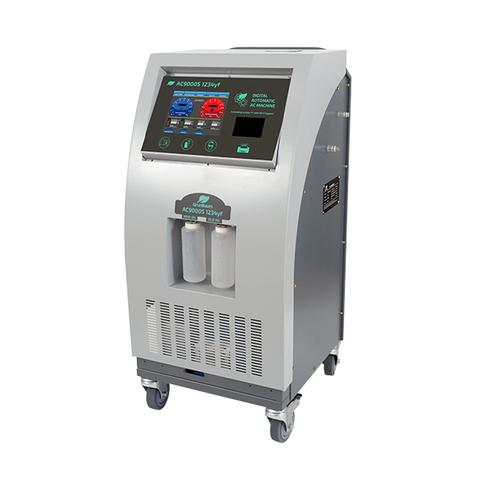 Установка для заправки авто кондиционеров GrunBaum AC9000S 1234yf, автоматическая, 1234yf