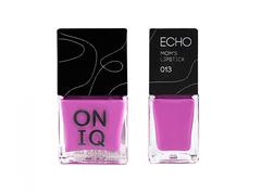 ONIQ  Лак для стемпинга. Echo: Mom's Lipstick 013