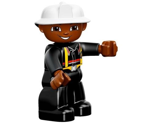 LEGO Duplo: Пожарный грузовик 10592 — Fire Truck — Лего Дупло