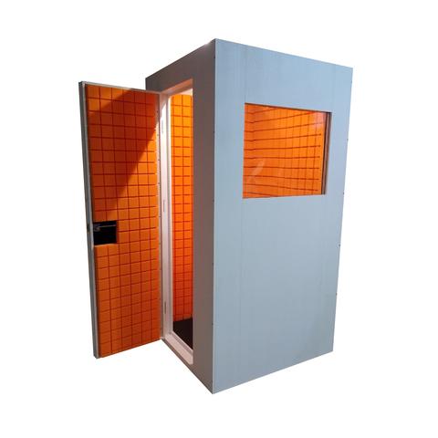 Акустическая кабина 30Дб,  размеры 115х115х220