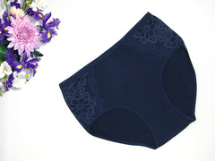 9054-6 трусы женские, темно-синие