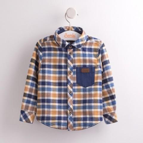 РБ89 Рубашка для мальчика
