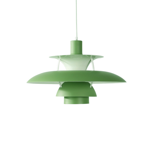 Подвесной светильник PH 5 by Louis Poulse (зеленый)
