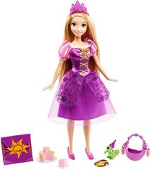 Кукла Рапунцель, Праздничное настроение, Принцессы Диснея