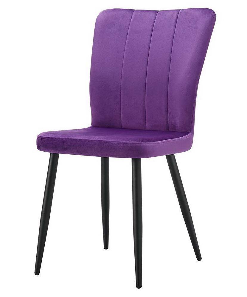 Стул ESF DC178 пурпурный
